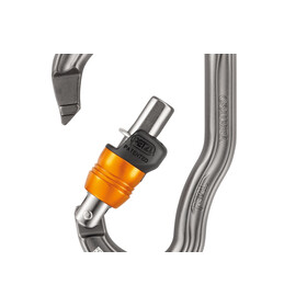 Petzl Vertigo Wire-Lock Karabiner Wire-Lock